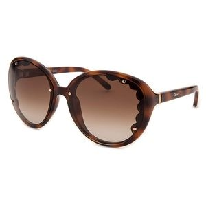 Chloé Havana Sunglasses CE652S